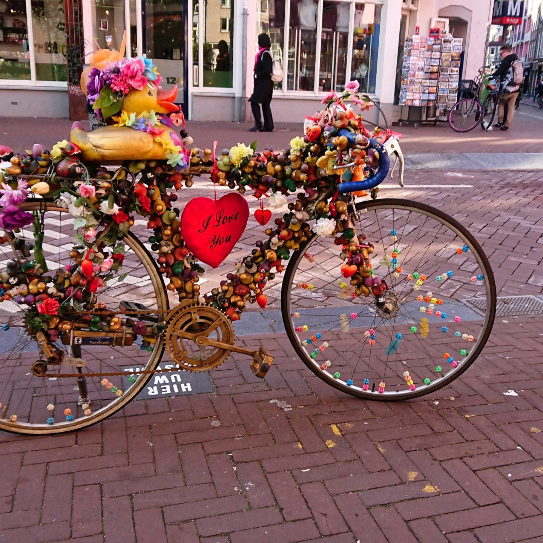 Poze din Amsterdam, Ommen și Groningen