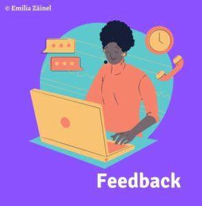 Primeste si acorda feedback